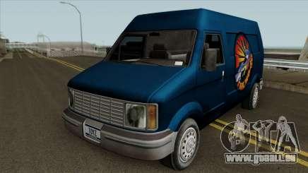 Toyz Van HD für GTA San Andreas