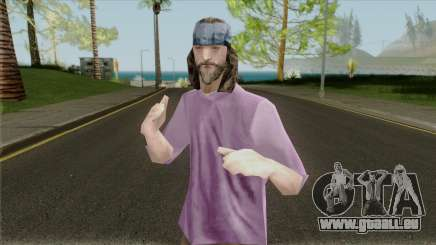 Beta Hippie pour GTA San Andreas