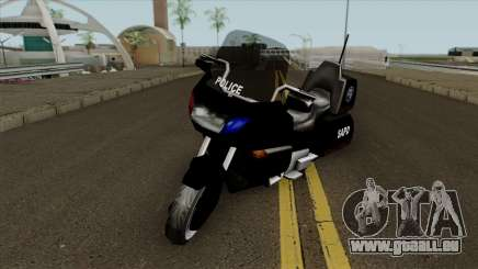 New Police Bike pour GTA San Andreas