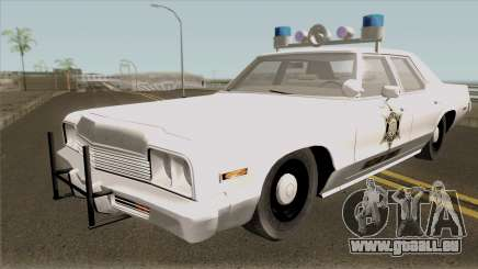Dodge Monaco Hazzard County Sheriff pour GTA San Andreas