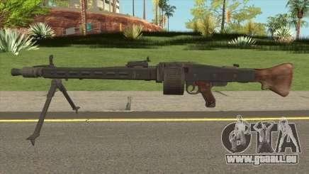 MG-42 für GTA San Andreas