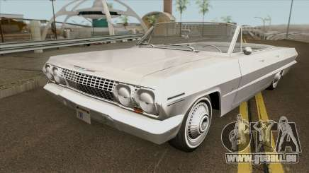 Chevrolet Impala SS 1963 für GTA San Andreas