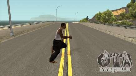 Ne vous arrêtez pas pour GTA San Andreas