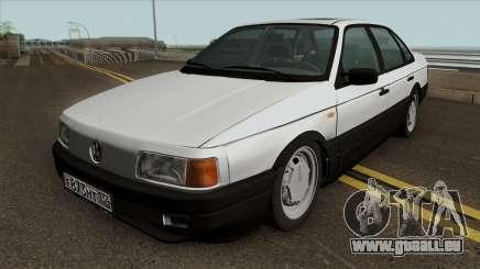 VW Passat B3 v2 RUS Plates für GTA San Andreas