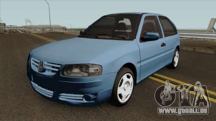 Volkswagen Gol Power pour GTA San Andreas