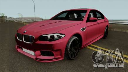 BMW M5 F10 2012 HAMANN pour GTA San Andreas
