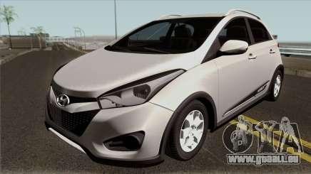 Hyundai HB20X für GTA San Andreas