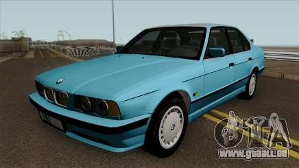 BMW 5 Series E32 (525i) pour GTA San Andreas