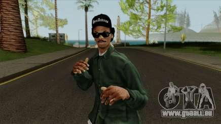 Ryder Legacy HD pour GTA San Andreas