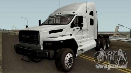 Ural WEITER für GTA San Andreas