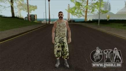 New Wmyammo pour GTA San Andreas