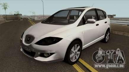 Seat Toledo 2006 1.9 Turbo-Diesel pour GTA San Andreas
