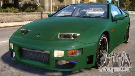 Nissan Fairlady Z32 pour GTA 4