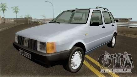 Fiat Uno S 1985 für GTA San Andreas
