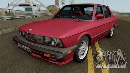 BMW M5 1985 für GTA San Andreas