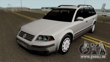 Volkswagen Passat B5+ Wagon pour GTA San Andreas