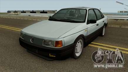 VW Passat B3 v2 SA Plates IVF für GTA San Andreas