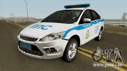 Ford Focus 2009 Police für GTA San Andreas