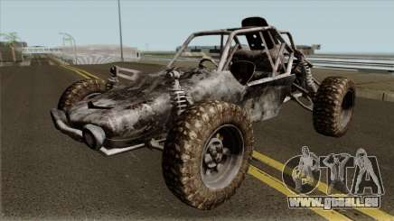 Playerunknown Battleground Buggy IVF pour GTA San Andreas