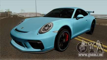 Porsche 911 GT3 4.0 2018 für GTA San Andreas