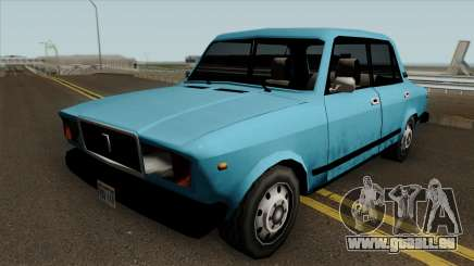 VAZ 2107 in GTA SA für GTA San Andreas