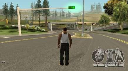 FPS pour GTA San Andreas