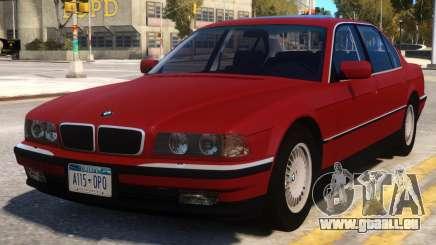 BMW 750 iL e38 pour GTA 4