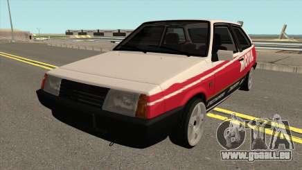 VAZ 2108 Motul pour GTA San Andreas