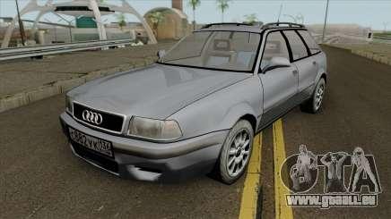 Audi 80 B4 Avant 2.8E V6 pour GTA San Andreas