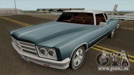 Yardie Lobo HD für GTA San Andreas