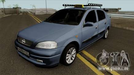 Opel Astra G 1999 Taxi pour GTA San Andreas