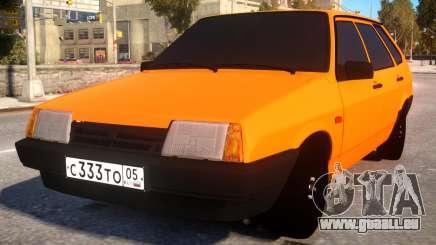 2109 Oper De Style pour GTA 4