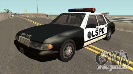 Echo Police SA Style pour GTA San Andreas