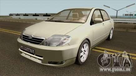 Toyota Corolla Sedan 2000 für GTA San Andreas
