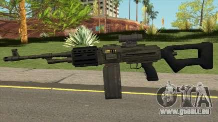 MG из GTA V für GTA San Andreas