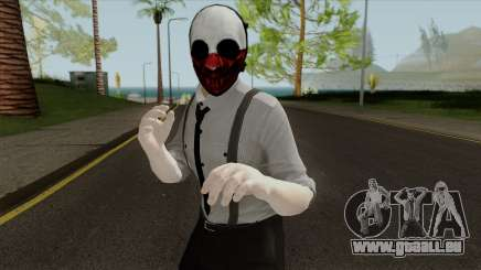 Payday 2 Wolf Reservoir Dogs (Fan Made) für GTA San Andreas