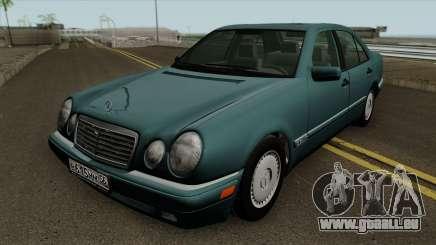 Mercedes-Benz E-Klasse W210 E200 CDI für GTA San Andreas
