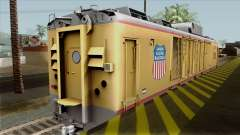 Union Pacific Turbine B pour GTA San Andreas
