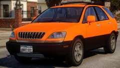 1999 Lexus RX 300 für GTA 4