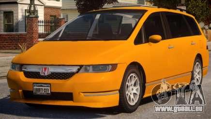 2006 Honda Odyssey pour GTA 4