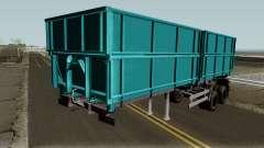 МАЗ Farming Simulator 2015 pour GTA San Andreas