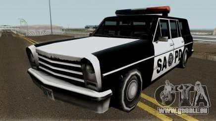 Perennial SAPD für GTA San Andreas