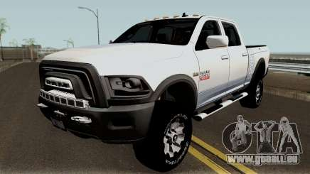 Dodge Ram 2500 Power Wagon 2017 für GTA San Andreas