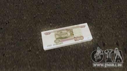 New Money (100 Rub) für GTA San Andreas