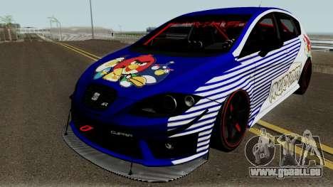 Seat Leon Cupra R für GTA San Andreas Unteransicht