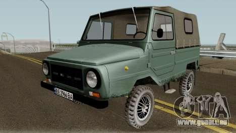 LuAZ-969М v3 für GTA San Andreas