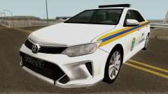 Toyota Camry MOE
