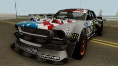 Ford Mustang Hoonicorn 1965 pour GTA San Andreas