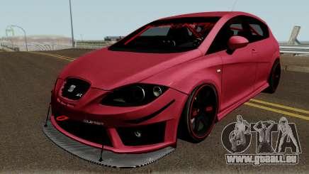Seat Leon Cupra R HQ pour GTA San Andreas