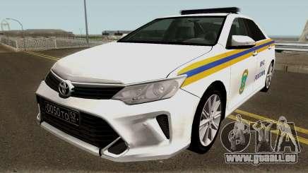 Toyota Camry MOE pour GTA San Andreas